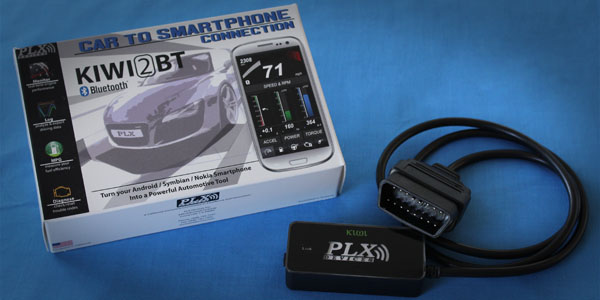 PLX Devices Kiwi2 Bluetooth ODB-II Interface